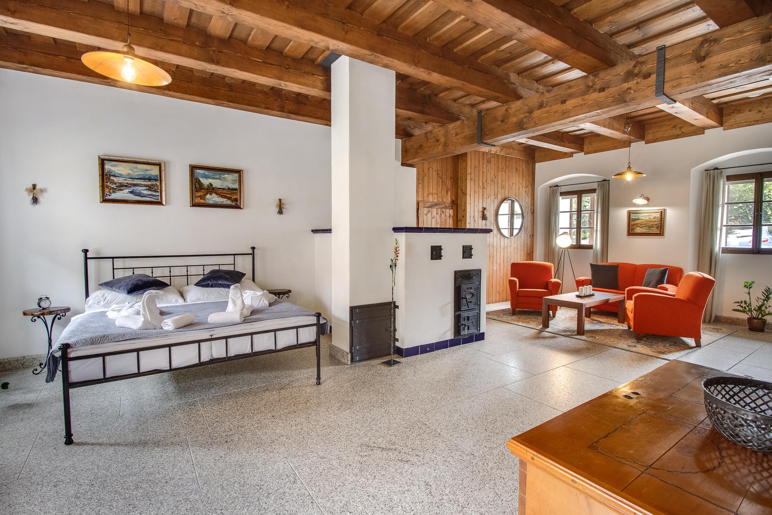 Nové apartmány-akční cena